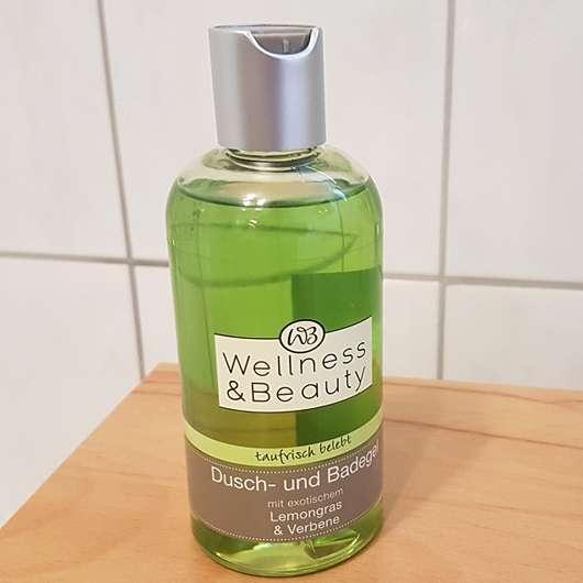 """Wellness & Beauty Duschschaum """"taufrisch belebt"""""""