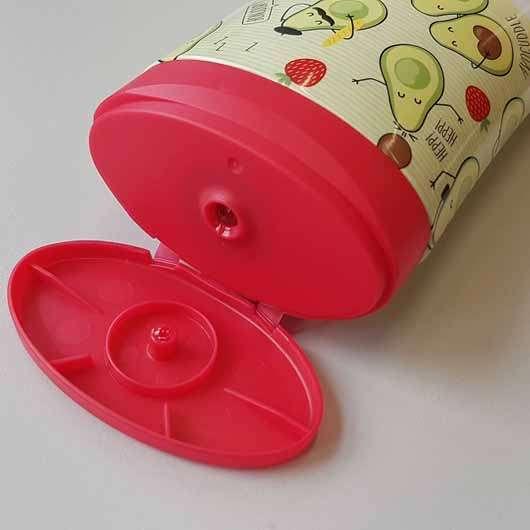 test reinigung balea duschgel avocuddle strawberry kiss testbericht von jagutta. Black Bedroom Furniture Sets. Home Design Ideas