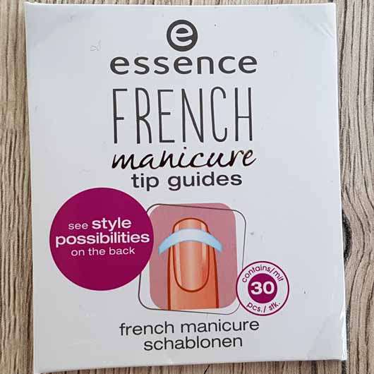 essence french manicure tip guides - Verpackung