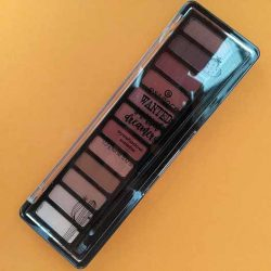 Produktbild zu essence wanted: sunset dreamer eyeshadow palette – Farbe: 01 desert heat (LE)
