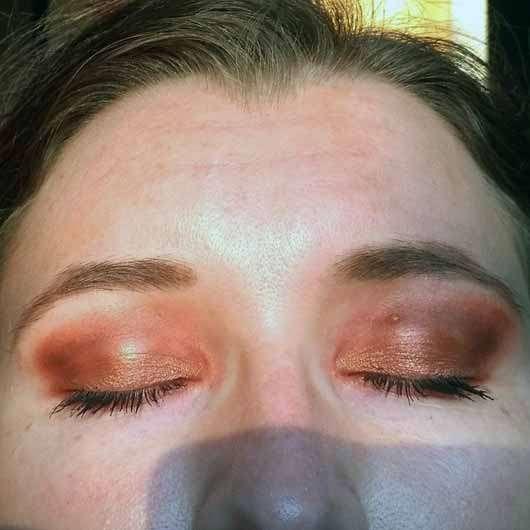 essence wanted: sunset dreamer eyeshadow palette, Farbe: 01 desert heat (LE) - AMU
