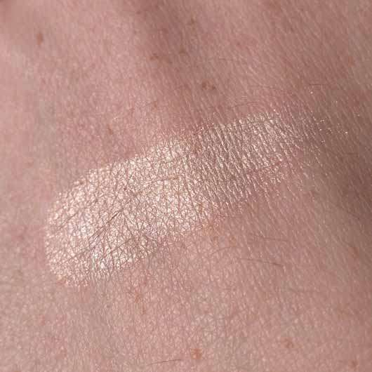 essence wanted: sunset dreamers marble highlighter, Farbe: 01 golden summer days (LE) - Swatch
