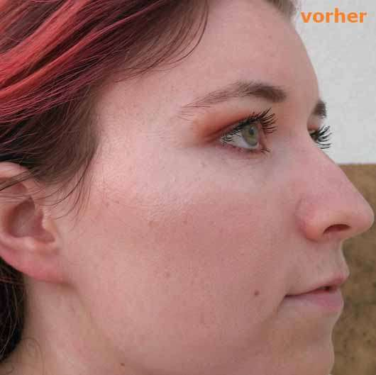 essence wanted: sunset dreamers marble highlighter, Farbe: 01 golden summer days (LE) - Gesicht ohne Highlighter