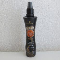 Produktbild zu Schwarzkopf got2b Schutzengel 220°C Hitzeschutz Lotion & Gloss-Finish