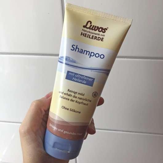 Luvos Shampoo (mit ultrafeiner Heilerde)
