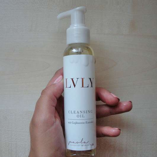 LVLY Cleansing Oil