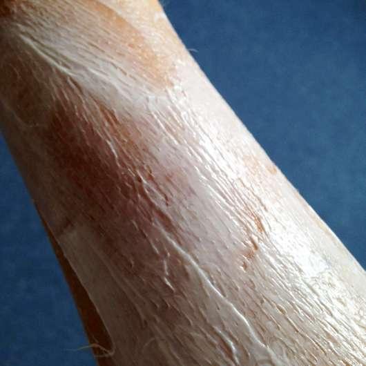 M.LADY Sensitiv Enthaarungscreme - Enthaarungscreme auf dem Arm
