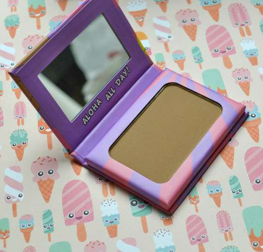 Misslyn Beach Please! Bronzing & Contouring Powder, Farbe: 54 Aloha All Day!