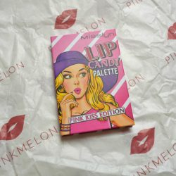 Produktbild zu Misslyn Lip Candy Palette – Farbe: 3 Pink Kiss Edition