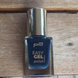 Produktbild zu p2 cosmetics easy gel polish – Farbe: 130 deep ocean