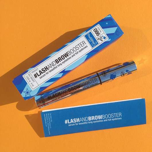 The Glitter Labs Lash And Brow Booster