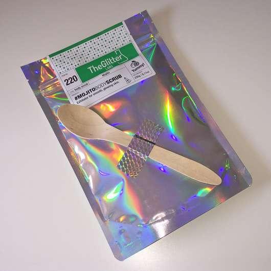 The Glitter Labs Mojito Body Scrub