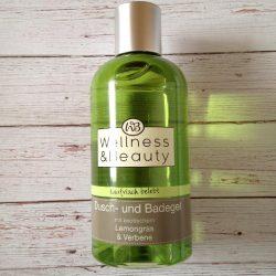 """Produktbild zu Wellness & Beauty Dusch- und Badegel """"taufrisch belebt"""""""