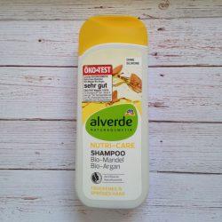 Produktbild zu alverde Naturkosmetik Nutri-Care Shampoo Bio-Mandel Bio-Argan