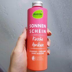 Produktbild zu alverde Naturkosmetik Sonnenschein Shampoo + Spülung Kirsche Aprikose (LE)