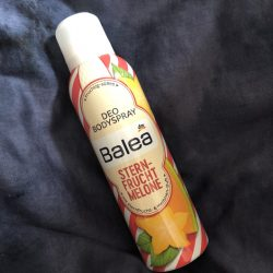 Produktbild zu Balea Deo Bodyspray Sternfrucht & Melone (LE)