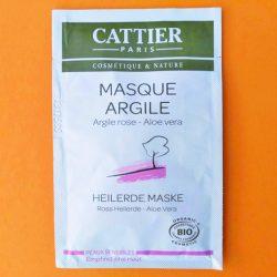 Produktbild zu CATTIER Paris Rosa Heilerde Maske