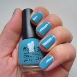 Produktbild zu FABY Nail Lacquer Mini – Farbe: Plastic Jewels And Neon Lights