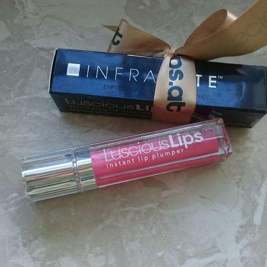 LusciousLips anti-aging lip treatment, Farbe: 332 Don't be shy