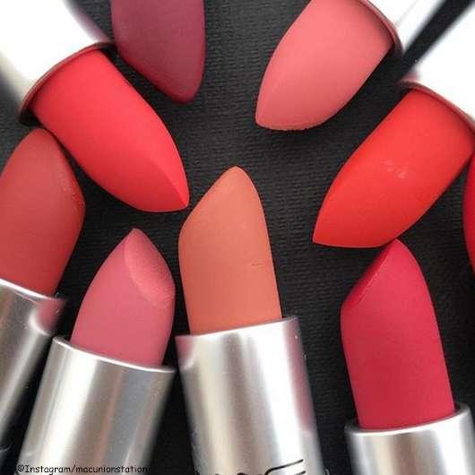M.A.C. Powder Kiss Lipstick