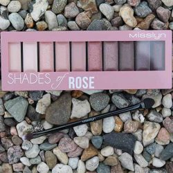 Produktbild zu Misslyn Must-Have Eyeshadow Shades – Farbe: 2 Shades Of Rose