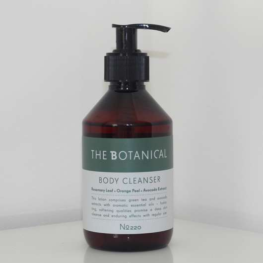 The Botanical Body Cleanser