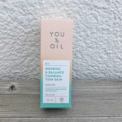 Produktbild zu YOU & OIL Gesichtsöl (Mischhaut)
