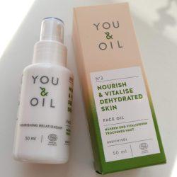 Produktbild zu YOU & OIL Gesichtsöl (trockene Haut)