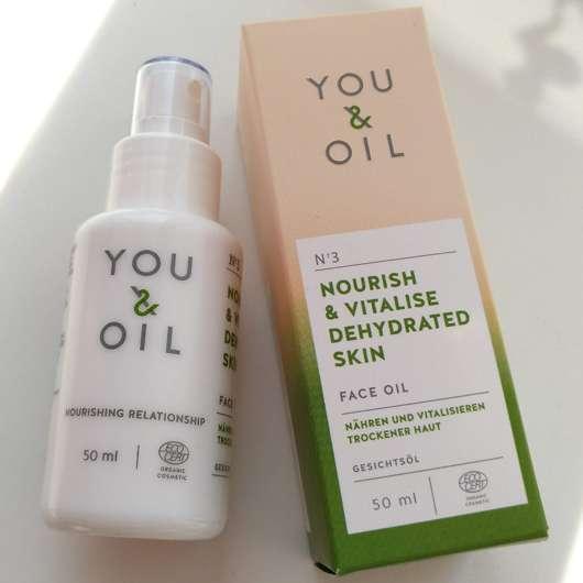 YOU & OIL Gesichtsöl (trockene Haut)