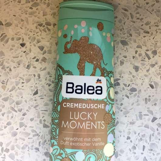 Balea Cremedusche Lucky Moments (LE) - Flasche
