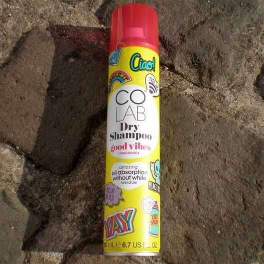 COLAB Good Vibes Dry Shampoo - Dose
