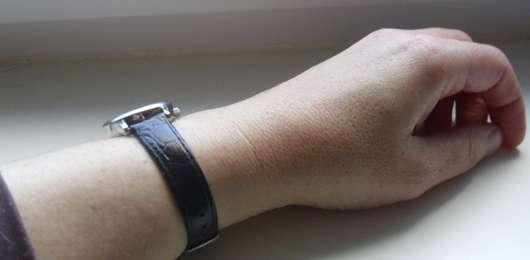 Eucerin pH5 Leichte Textur Lotion - Haut nach 3 Wochen Testphase