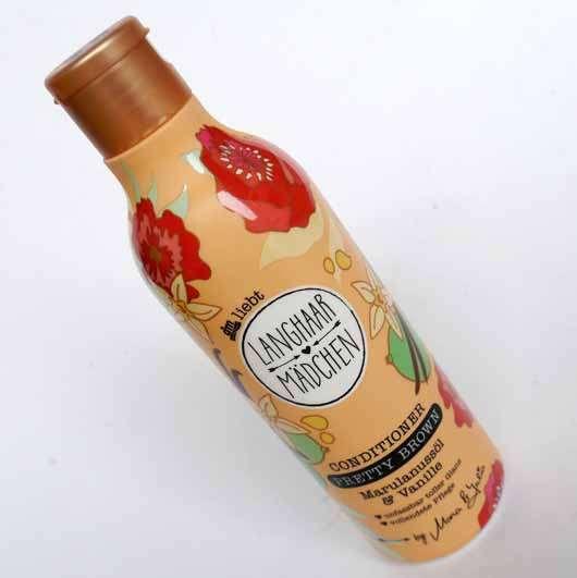 LANGHAARMÄDCHEN Pretty Brown Conditioner - Flasche
