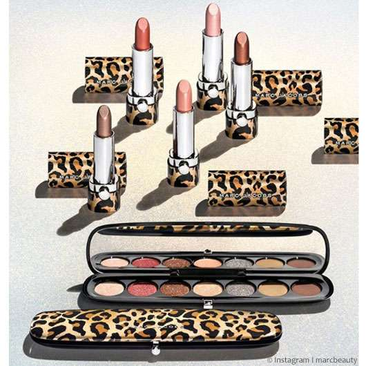 Leopard Frost Collection von Marc Jacobs gesichtet!