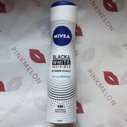 Produktbild zu NIVEA Black & White Invisible by Robin Schulz Deodorant Spray 48h (LE)