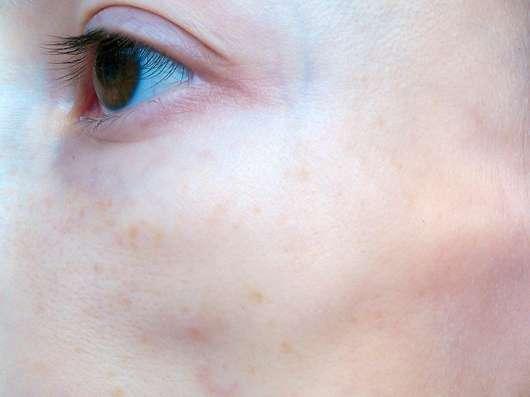 Sisi and Joe Sisi's Intensiv Serum - Haut nach der Testphase