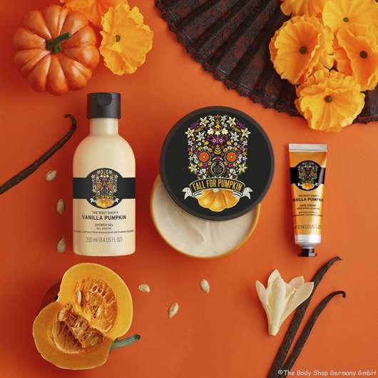 The Body Shop Special Edition Vanilla Pumpkin