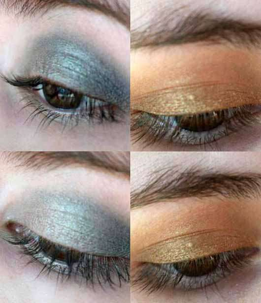 Urban Decay Born To Run Eyeshadow Palette - AMU 3 und 4