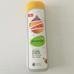 Produktbild zu alverde Naturkosmetik Family Pflege-Dusche Bio-Mango Bio-Feige