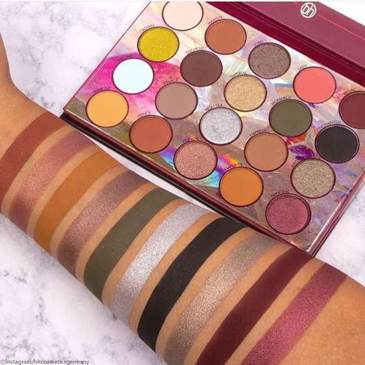 bh cosmetics Royal Affair Palette