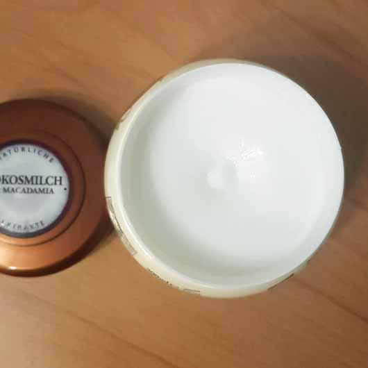 Garnier Wahre Schätze 3-In-1 Nährende Tiefenpflege-Maske Kokosmilch & Macadamia - Tiegel geöffnet