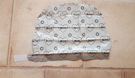 ikoo Thermal Treatment Wrap (Haartuchmaske) - ausgepackt