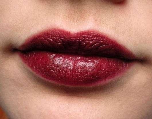 IsaDora Lip Desire Sculpting Lipstick, Farbe: 76 Ginger Brown - auf den Lippen