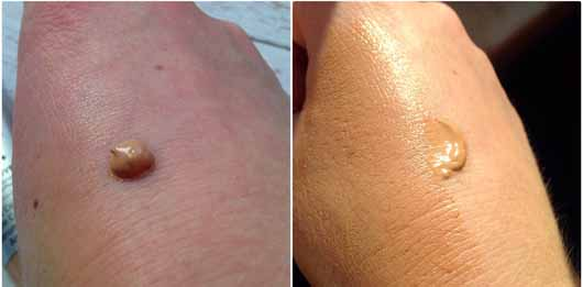 IT Cosmetics Your Skin But Better CC+ Cream mit LSF 50+, Farbe: Medium - Swatch