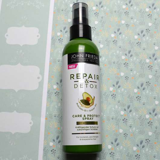 JOHN FRIEDA® Repair & Detox Care & Protect Spray
