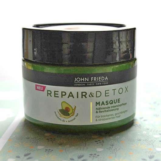 JOHN FRIEDA® Repair & Detox Masque