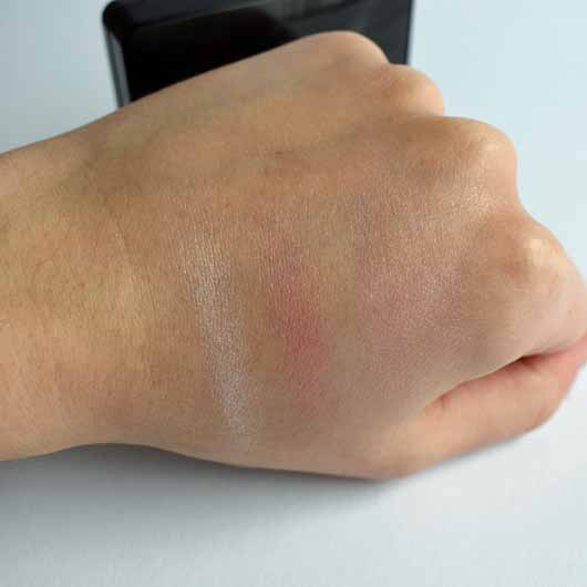 L.O.V BLUSHment Blurring Blush, Farbe: 010 Be The Game Changer - Swatch