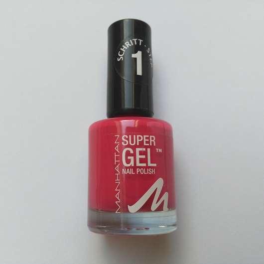 Manhattan Super Gel Nail Polish, Farbe: 315 Cherry Hill