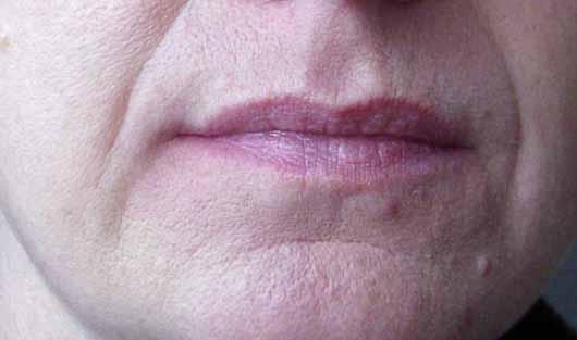 NYX Lip Lingerie Liquid Lipstick, Farbe: 08 Bedtime Flirt - Lippen ohne Farbe