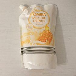Produktbild zu Ombia Milch & Honig Handseife (Nachfüllbeutel)